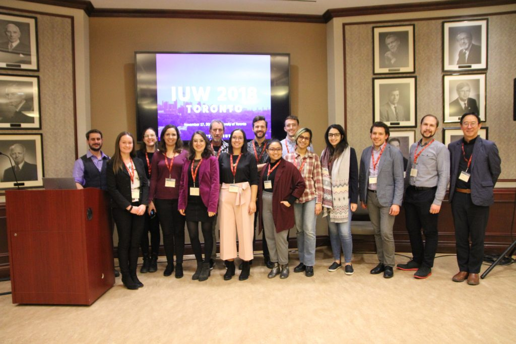 UofT Student Chapter Hosts 19th Annual Inter-University Workshop