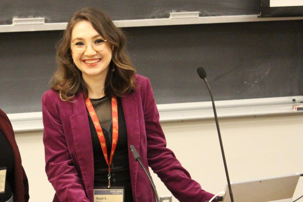 "HFASt Alumnus Nazli Kaya wins ""Advancing Women in Transportation"" WTS Toronto Area Chapter scholarship"